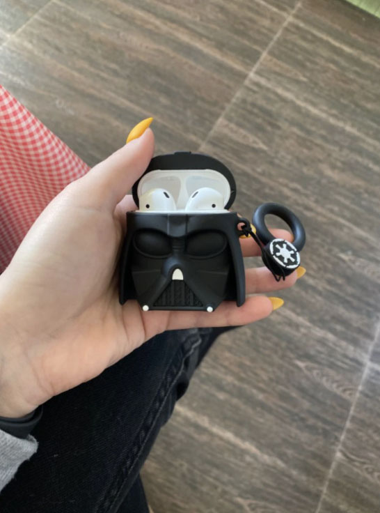 BOITIER DE PROTECTION AIRPODS STAR WARS